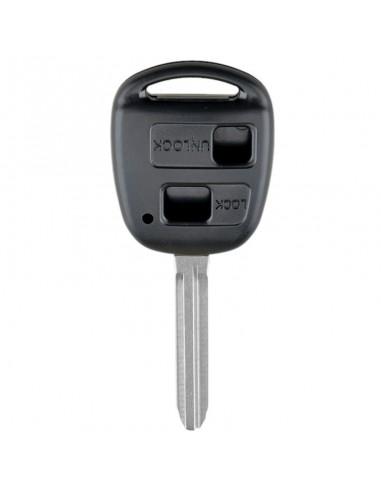Toyota remote key shell TOY43 2B