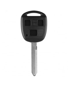 Toyota remote key shell TOY47 3B