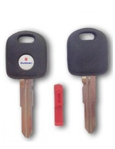 SUZ-12 Transponder key...