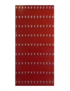 Key display 99x49 cm with100 hooks (3,7x8)