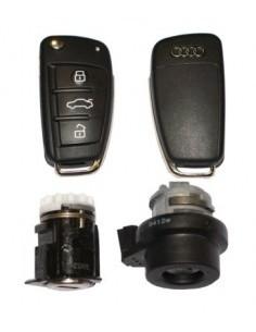 AUD-49 Lock set Audi 8P1...