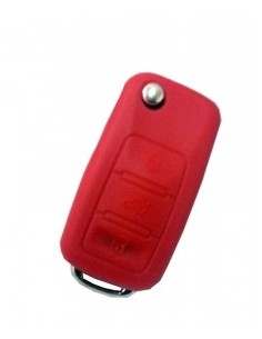 Silicone Case for Volkswagen 3B Red