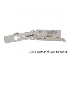 Lishi 2in1 HU87 tool