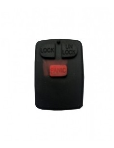 TOY-62 Remote key rubber...