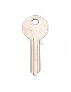 Key blank Favour 2.0 mm
