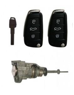 AUD-52 Lock set Audi A6, Q7