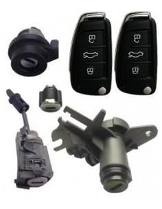 AUD-50 Lock set Audi A3