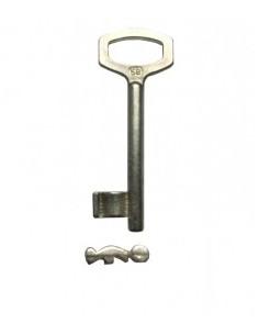 Key blank Lob58