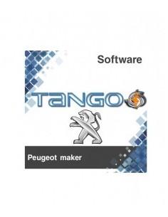 Tango Peugeot keymaker...
