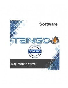 Tango Volvo car keymaker...