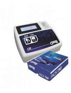 Programming set LS8 with TX8PRO software (USB stick) and (10pcs TX8A, 5pcs TX5WA, 5pcs T05A) transponders