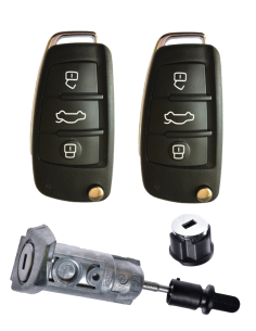 AUD-58 Lock set Audi 83B 800 375 CB