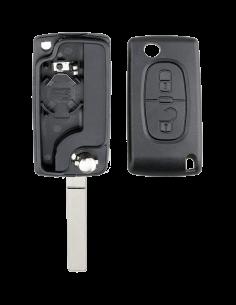 PEU-70 Peugeot flip key...